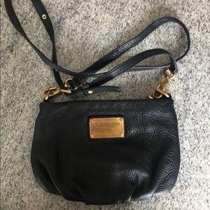 Marc Jacobs-Small Black Crossbody Bag